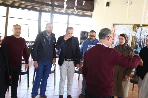 برنامج غزة ينفذ اليوم التدريبي الثاني الخاص بإدارة الضغوط