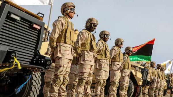 """""""الجيش الوطني الليبي"""" يُعلن إسقاط طائرة تركية مسيرة"""