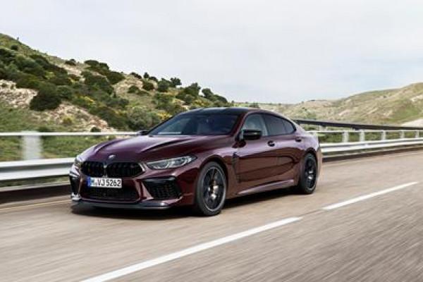 BMW M GmbH  تحقق رقماً قياسياً جديداً في المبيعات