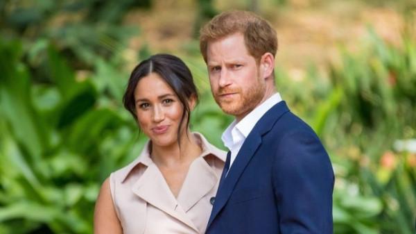هفوة ملكية تطلق شائعة طلاق الأمير هاري وزوجته ميغان ماركل