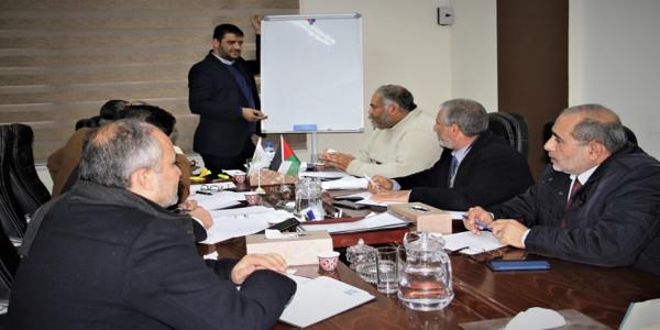 لقاء عمل بغزة لبحث الوظيفة التشغيلية لمراكز الرعاية الأولية الجديدة
