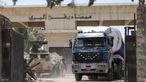 مالية غزة: إدخال 23 شاحنة غاز مصري ووعودات بمضاعفة الكمية