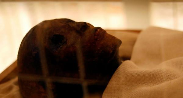 شاهد: مومياء مصرية تتحدث بعد ثلاثة آلاف عام على تحنيطها