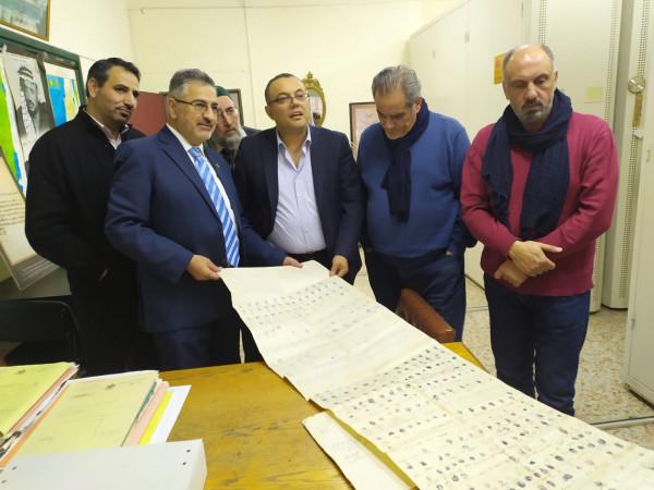 """ابو سيف يندد بهجوم الاعلام الاسرائيلي على """"ميثاق"""""""