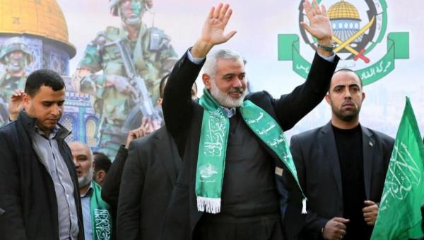 هنية: قدمنا المطلوب لإنجاح العملية الديمقراطية والفلسطينيون لن يمرروا (صفقة القرن)