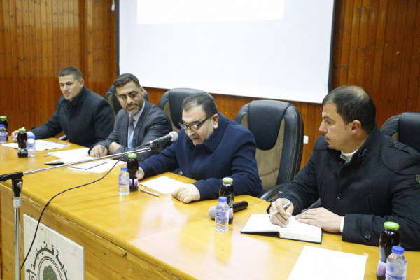 بلدية قلقيلية تحتضن ورشة حول مشاركة الشباب في العمل الوطني وصنع القرار