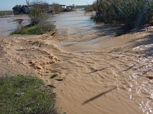 الديمقراطية: قطاع غزة ليس مكباً لنفايات المستوطنين تلقى فيه مياههم العادمة