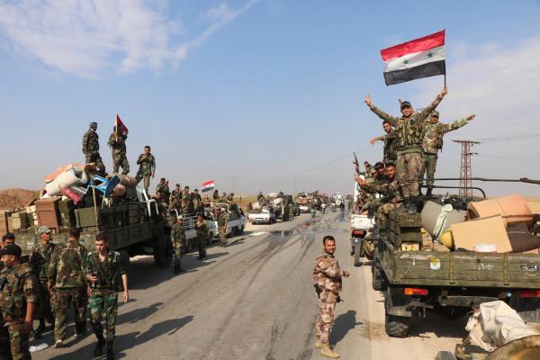 الجيش السوري يُسيطر على وادي الضيف في ريف إدلب الجنوبي