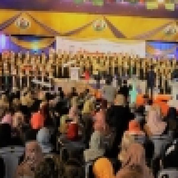 الكتلة الإسلامية تنهى استعداداتها لتكريم 15 ألف طالب متفوق