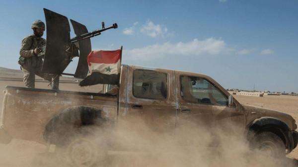 الجيش السوري يسيطر على قريتين بريف إدلب