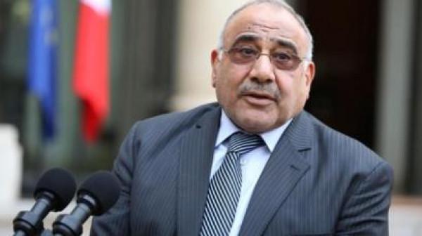 رئيس الوزراء العراقي: استهداف السفارة الأمريكية ببغداد قد يجعل العراق ساحة حرب