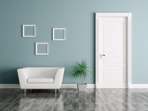 طريقة تنظيف الأبواب الخشبية البيضاء