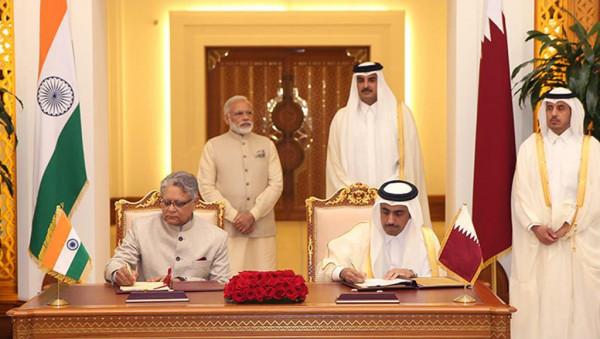 قطر تَرُدُّ على الهند: غير متحمسين لإعادة التفاوض على عقود الغاز