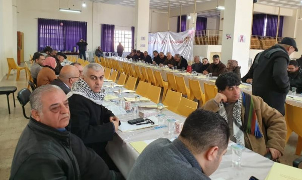 البكري يترأس الاجتماع التحضيري للواقع المروري في محافظة الخليل