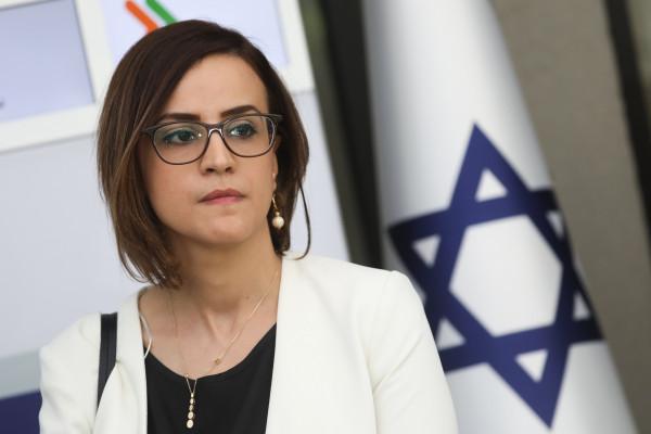 """المستشار القانوني للحكومة الإسرائيلية: يجب السماح للنائبة يزبك بخوض انتخابات """"كنيست"""""""