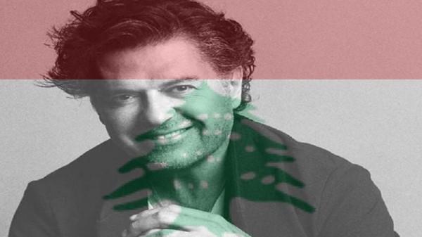 """الفنان اللبناني راغب علامة: """"اسكتوا بقى"""""""
