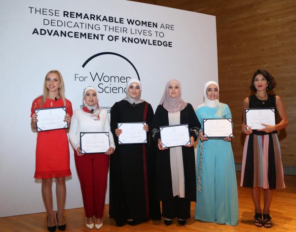 """بدء تقديم طلبات الترشيح لعام 2020 لبرنامج """"من أجل المرأة في العلم"""""""