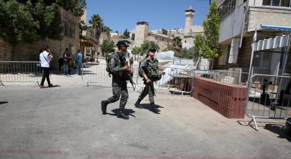 مخطط إسرائيلي للاستيلاء على عشرات الدونمات من أراضي سعير والشيوخ لصالح الاستيطان