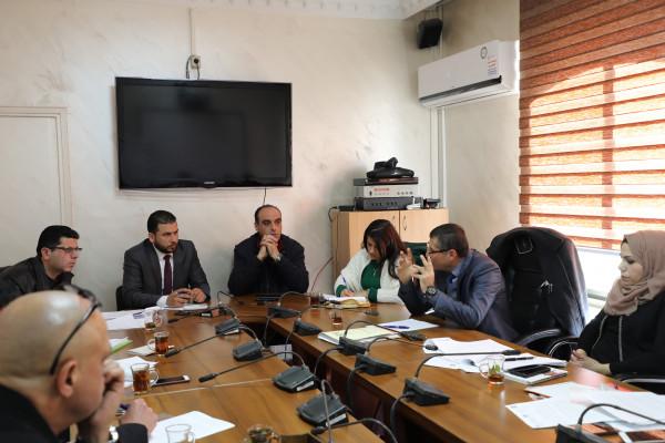 """لجنة مواءمة التشريعات تقرر إجراء مشاورات عامة بخصوص """"حبس المدين"""""""