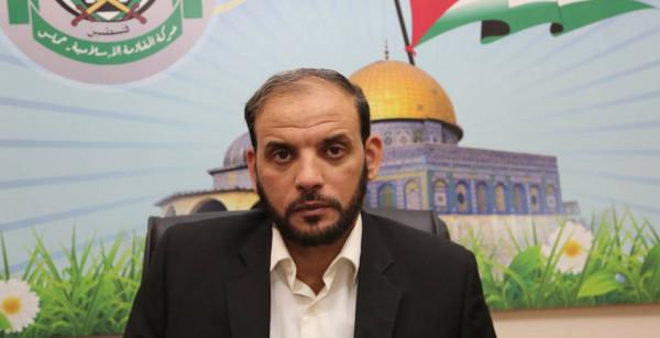 بدران: حماس ستُشارك بكل الفعاليات الرافضة لـ (صفقة القرن)