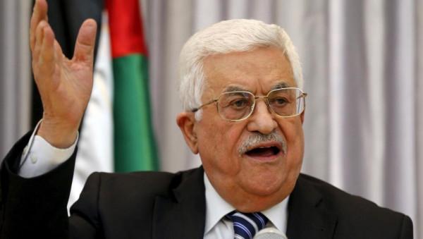 الرئيس عباس: لا نستطيع قبول الصفقة الأمريكية ومستعدون للعمل على تطبيق الشرعية الدولية
