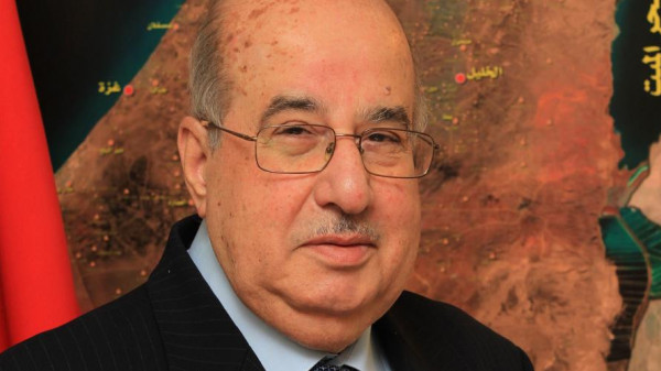 الزعنون يدعو لاجتماع طارئ لأعضاء المجلس الوطني بالأردن للرد على مؤامرة القرن