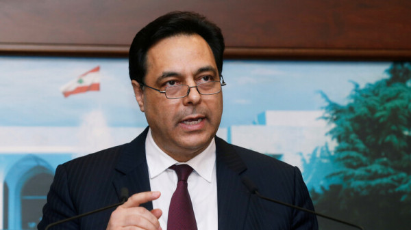 """رئيس الوزراء اللبناني يطلب من الحكومة خطة لـ """"استعادة الثقة"""""""