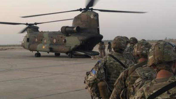 ترامب عبر (تويتر): سنقلل من قواتنا في العراق