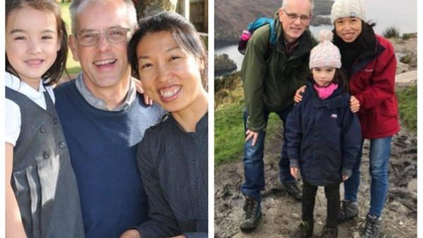 خياران كلاهما مر.. بريطاني يضطر لترك زوجته الصينية أو البقاء معها