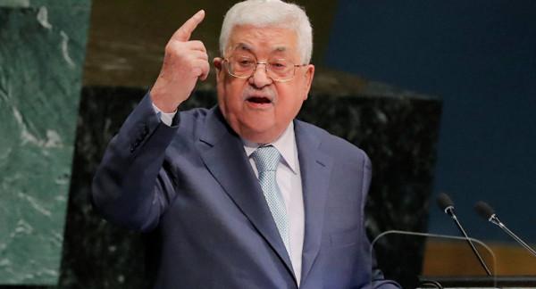 الرئيس عباس: سنوقف التنسيق الأمني ولن نوافق على ضم المثلث لفلسطين