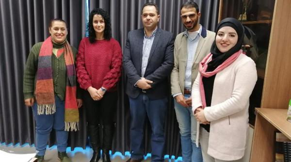 مركز بيسان للبحوث والإنماء يزور جامعة النجاح ويبحث آفاق التعاون المشترك