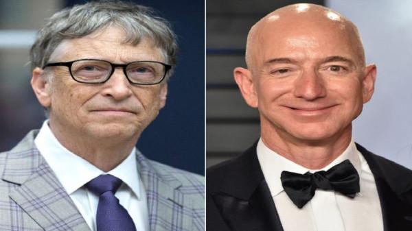 ثروة أغنى عشرة أشخاص في العالم تفوق ما يملكه 85 بلدا فقيرا