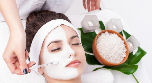 علاج كلف الوجه للعروس