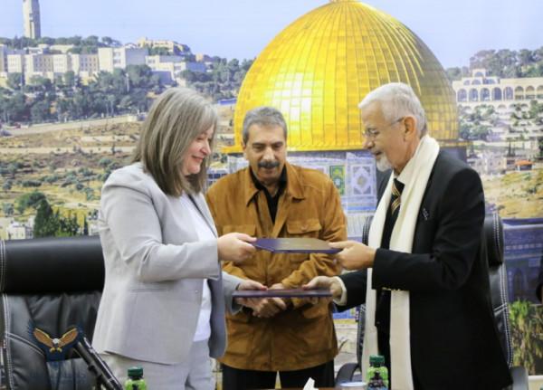 الاستقلال توقع إتفاقية تعاون مع وزارة السياحة والآثار