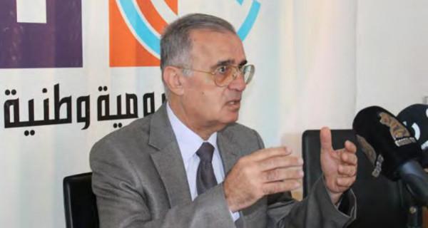 أمين مقبول: آن الأوان لإعلان قيام دولة فلسطين