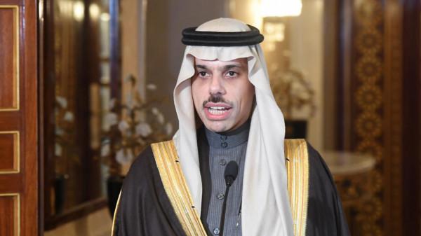 السعودية: نقف مع فلسطين ولا علاقة لنا بإسرائيل