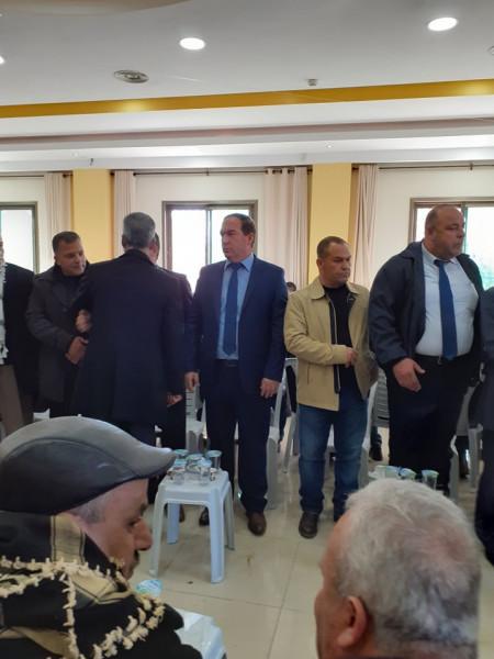 محافظة سلفيت تشيع جثمان اسماعيل جمعة في مسقط رأسه ببلدة كفر الديك