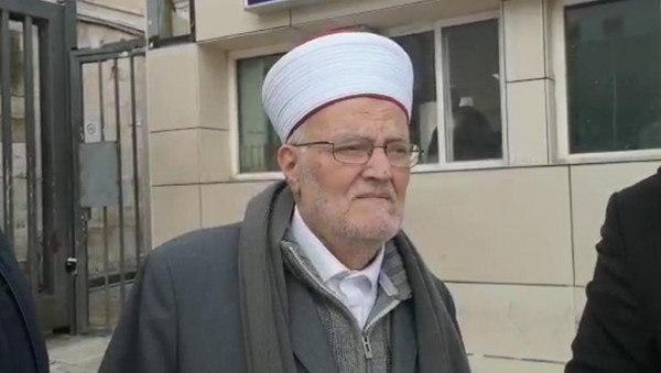"""الشيخ عكرمة صبري يدعو لأوسع مشاركة بحملة """"الفجر العظيم"""""""