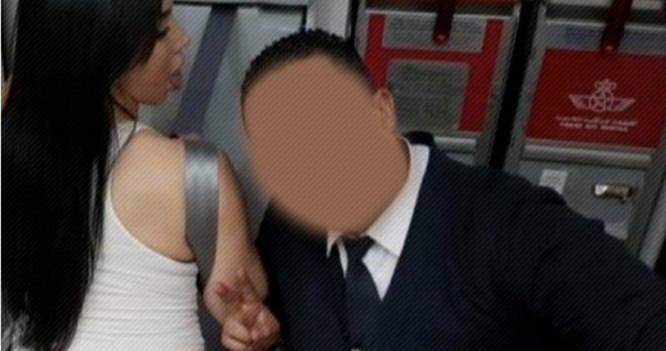 """""""الخطوط المغربية"""" تطرد مضيفاً بسبب ممثلة إباحية"""