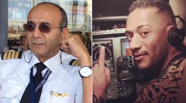 الطيار المفصول يعلن عن إجراءات جديدة ضد محمد رمضان والأخير يرد بفيديو