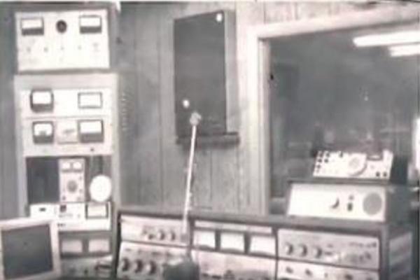تسجيل نادر لأوّل بثّ إذاعي من المدينة المنورة