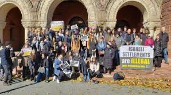 طلاب يهود في جامعة هارفارد ينشئون مجموعة حقوقية مؤيدة للفلسطينيين