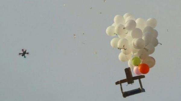 وحدات أبناء القوقا تعلن وقف إطلاق البالونات الحارقة والمتفجرة على مستوطنات الغلاف