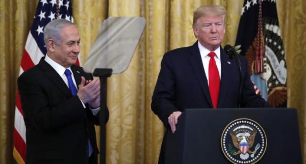 """نتنياهو: """"صفقة القرن"""" تضع شروطا تعجيزية أمام الفلسطينيين"""