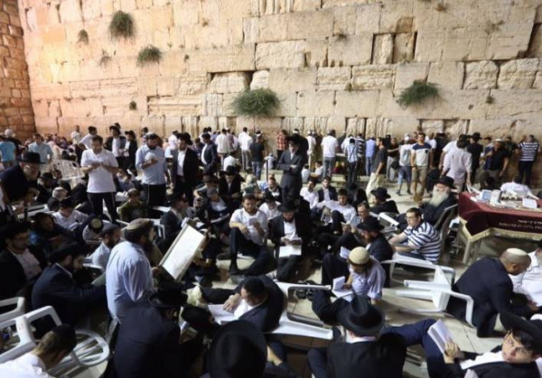 مئات المستوطنين يتظاهرون في القدس مطالبين بضم أراض فلسطينية فوراً