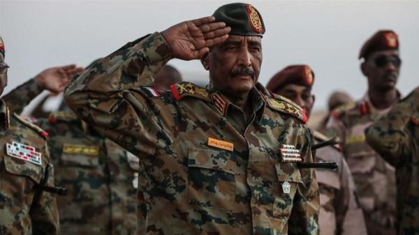 البرهان: لإسرائيل دور في رفع اسم السودان من قائمة الدول الراعية للإرهاب