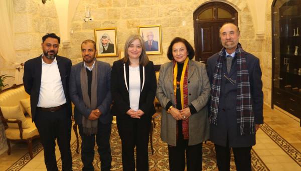 ترشيح بيت ساحور كمدينة حرفية عالمية