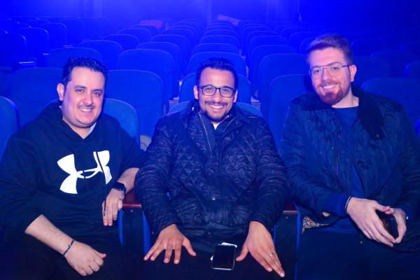 أسرار لقاء آمال ماهر وماجد المهندس وتامر عاشور بالقاهرة