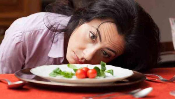هذه الأسباب لعدم فقدان وزنك أثناء الدايت