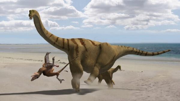 العثور على نوع جديد من ديناصورات آكلة اللحوم في الأرجنتين
